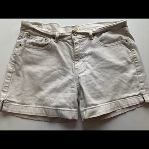 Levi's 515 shorts size 10